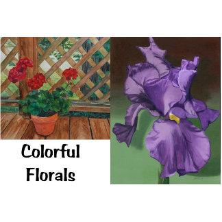 Colorful Florals!