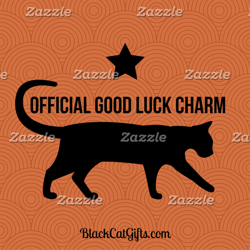 Official Good Luck Charm