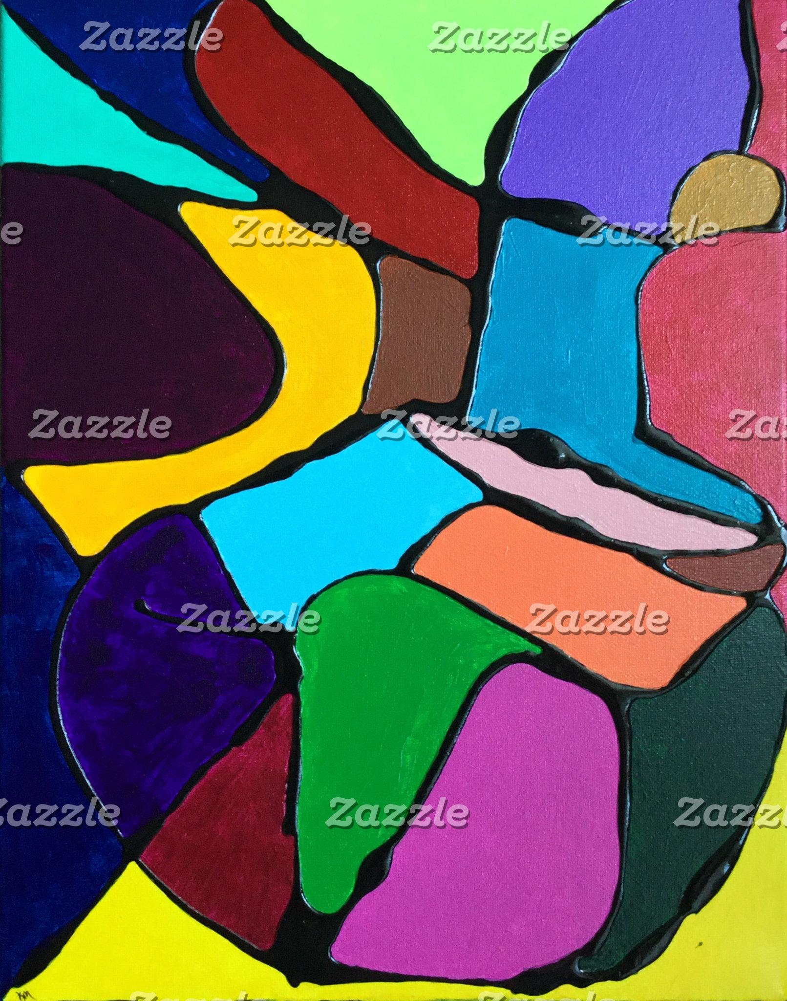 Multicolored Design