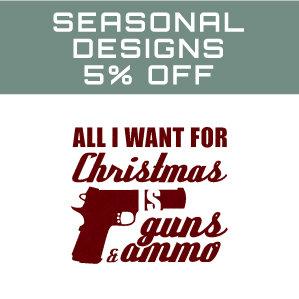 Seasonal Designs - 5% Off