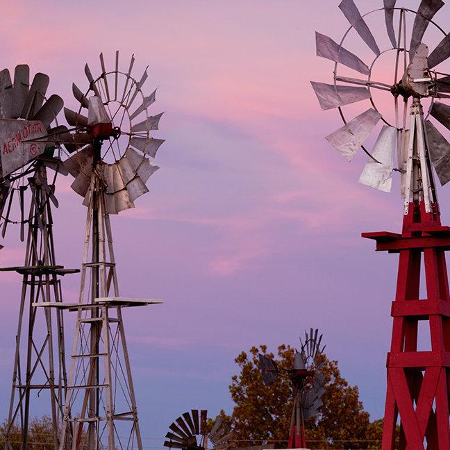 Elk City, Oklahoma, Exterior View