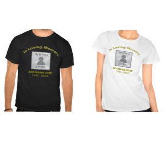 Memorial Tshirts