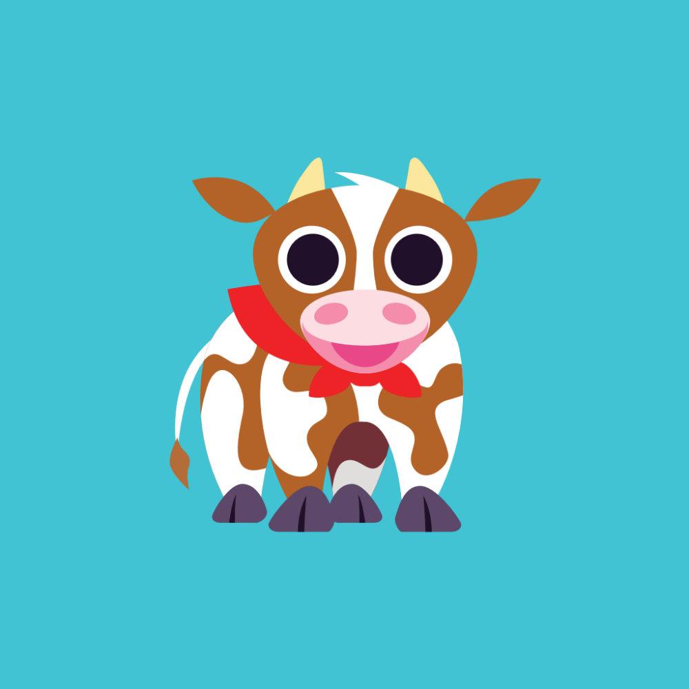 Reba the Cow