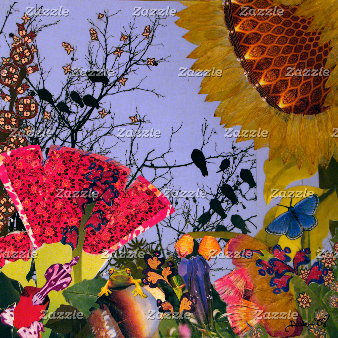 Collage by Aleta