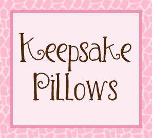 Keepsake Pillows