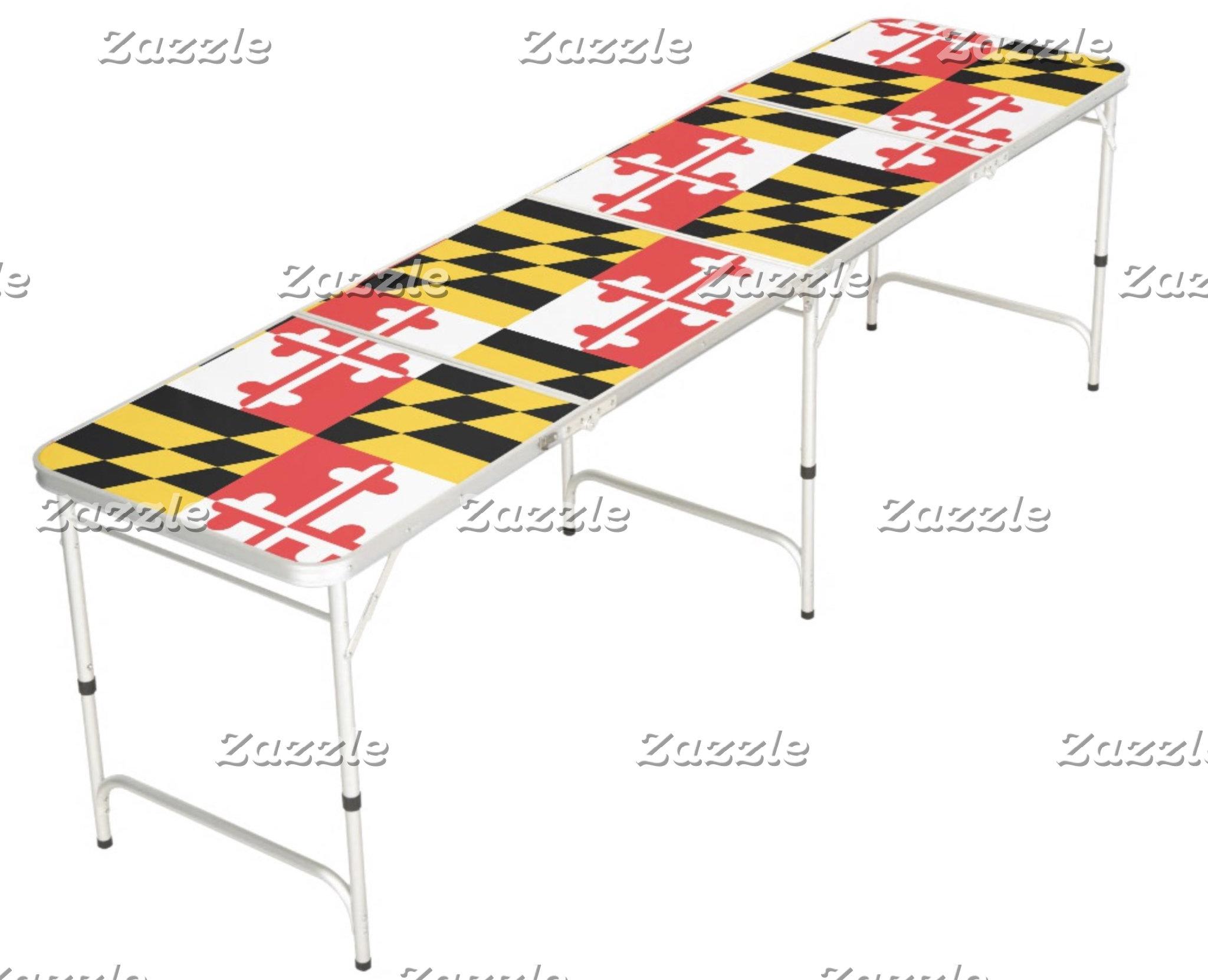 Maryland Themed