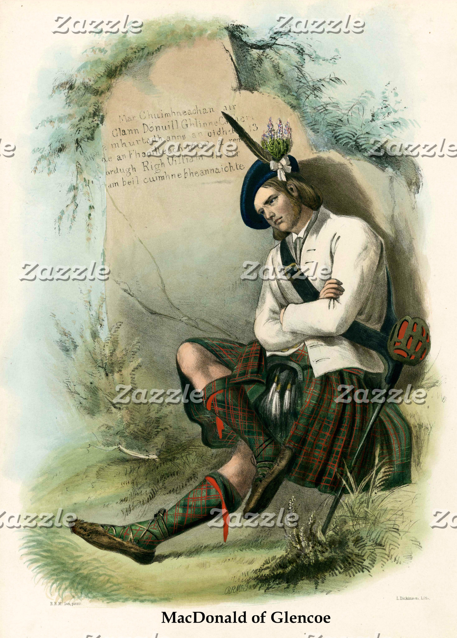Clan MacDonald of Glencoe