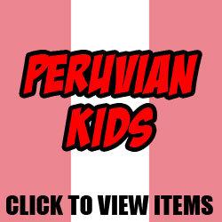 Peruvian Baby, Toddler and Kid Designs