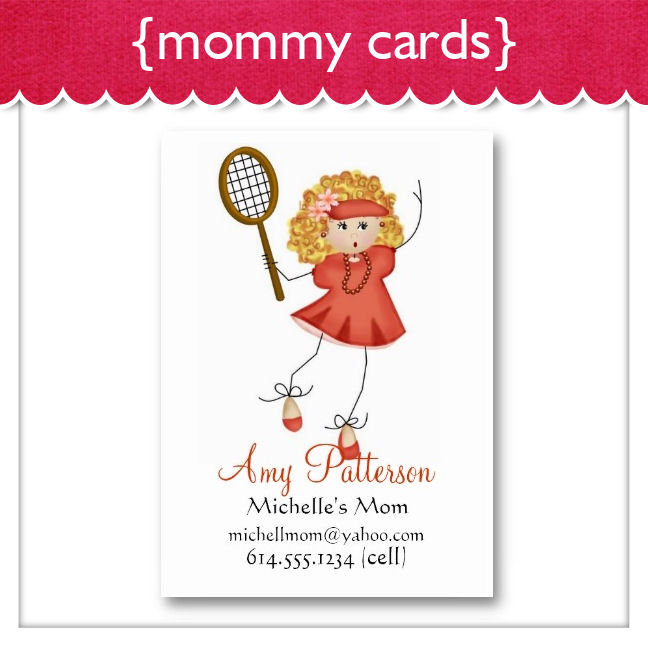 Mommy Cards