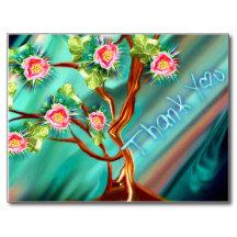 Blooming Spring Fantasy Tree