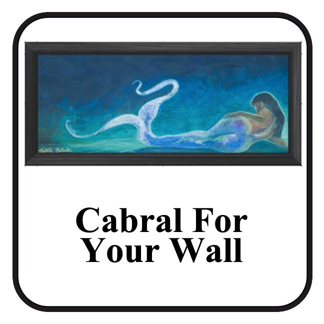 Cabral For Your Wall