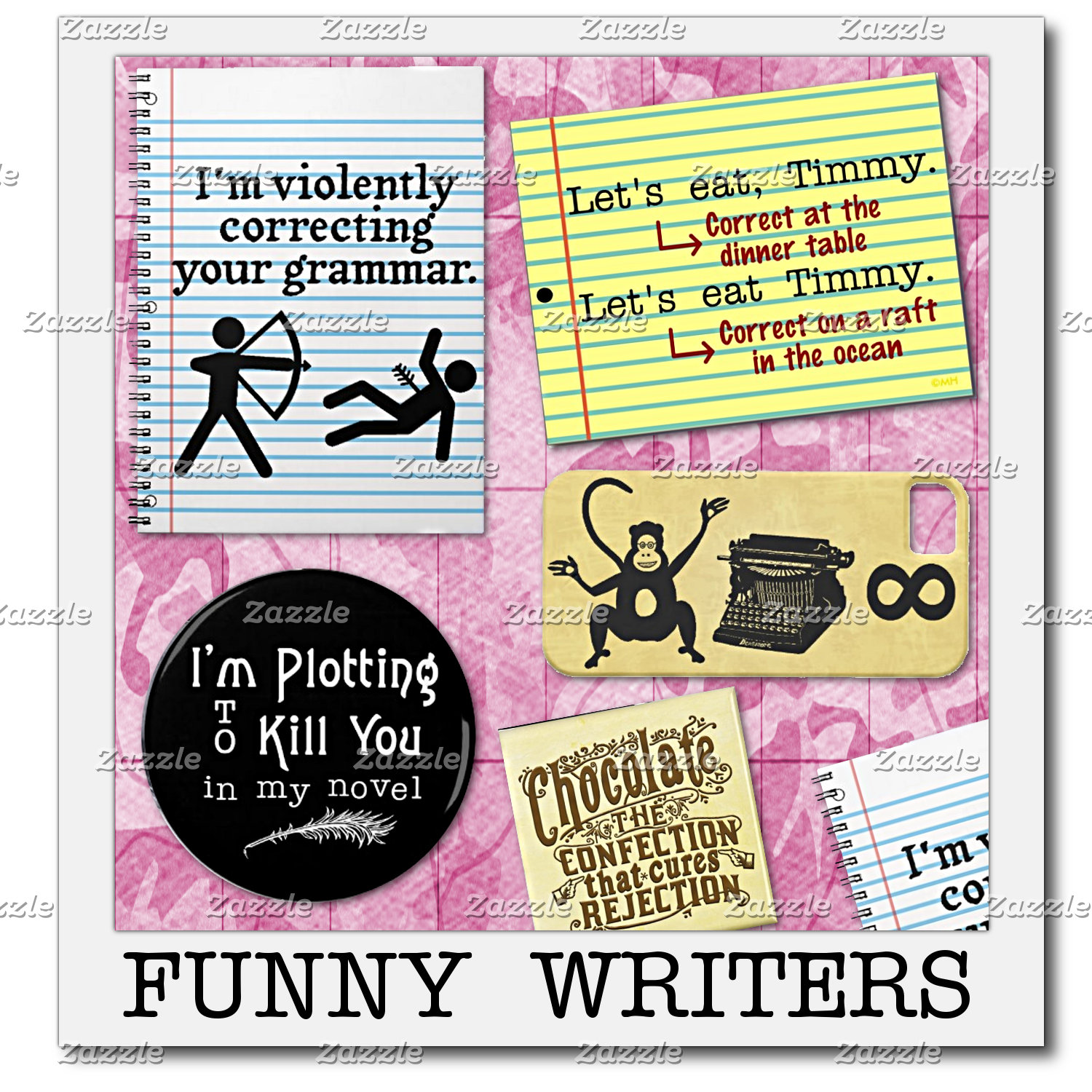 Funny Writers