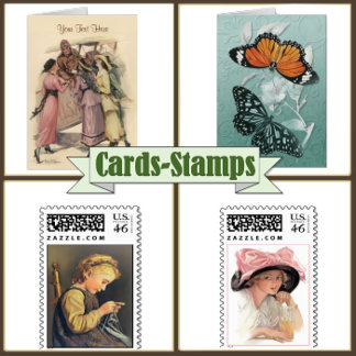 1. All Occasion CARDS - POSTAGE