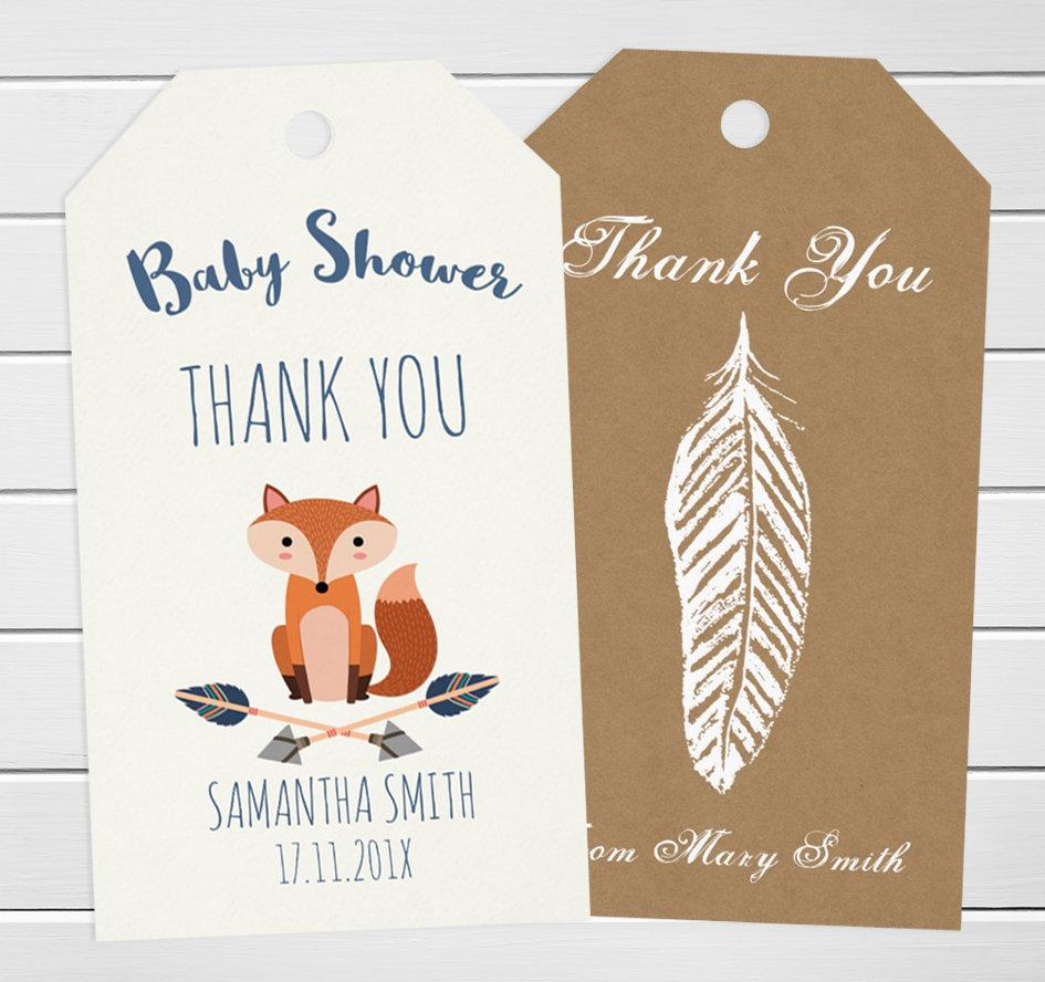 Custom Gift Tags