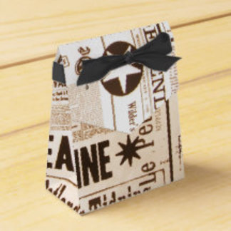 Gift Favor Boxs