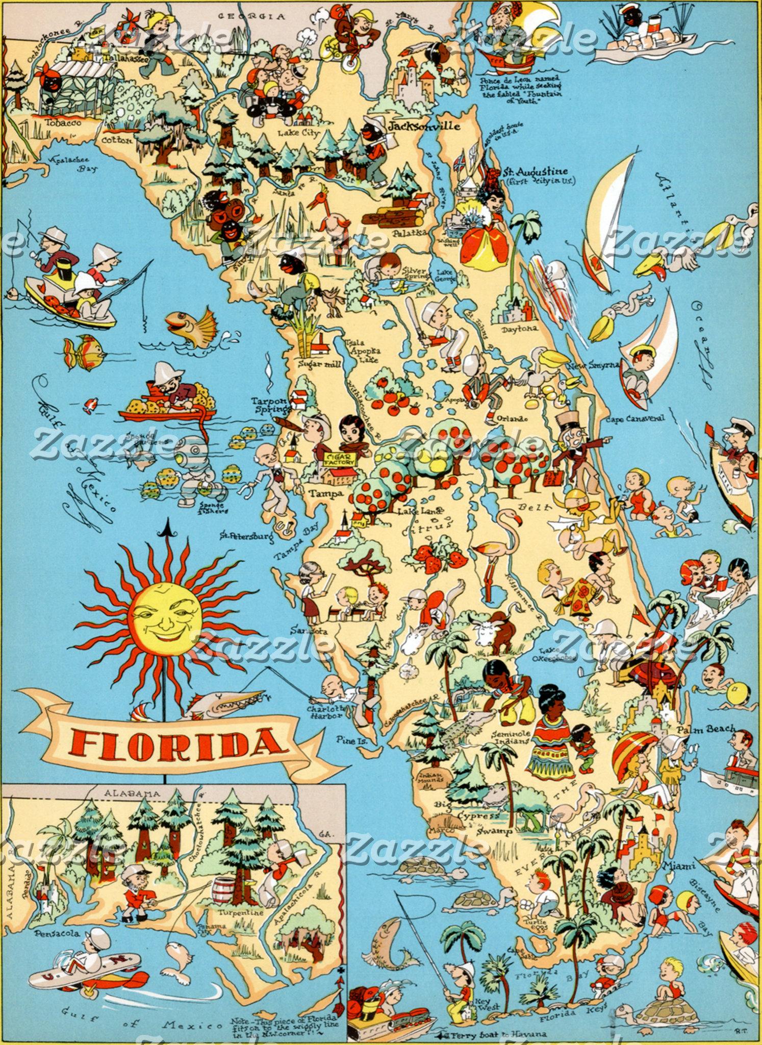 State Maps - Prints