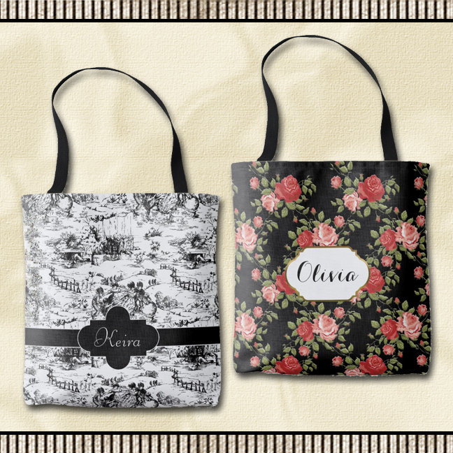 All-over Print Tote Bags
