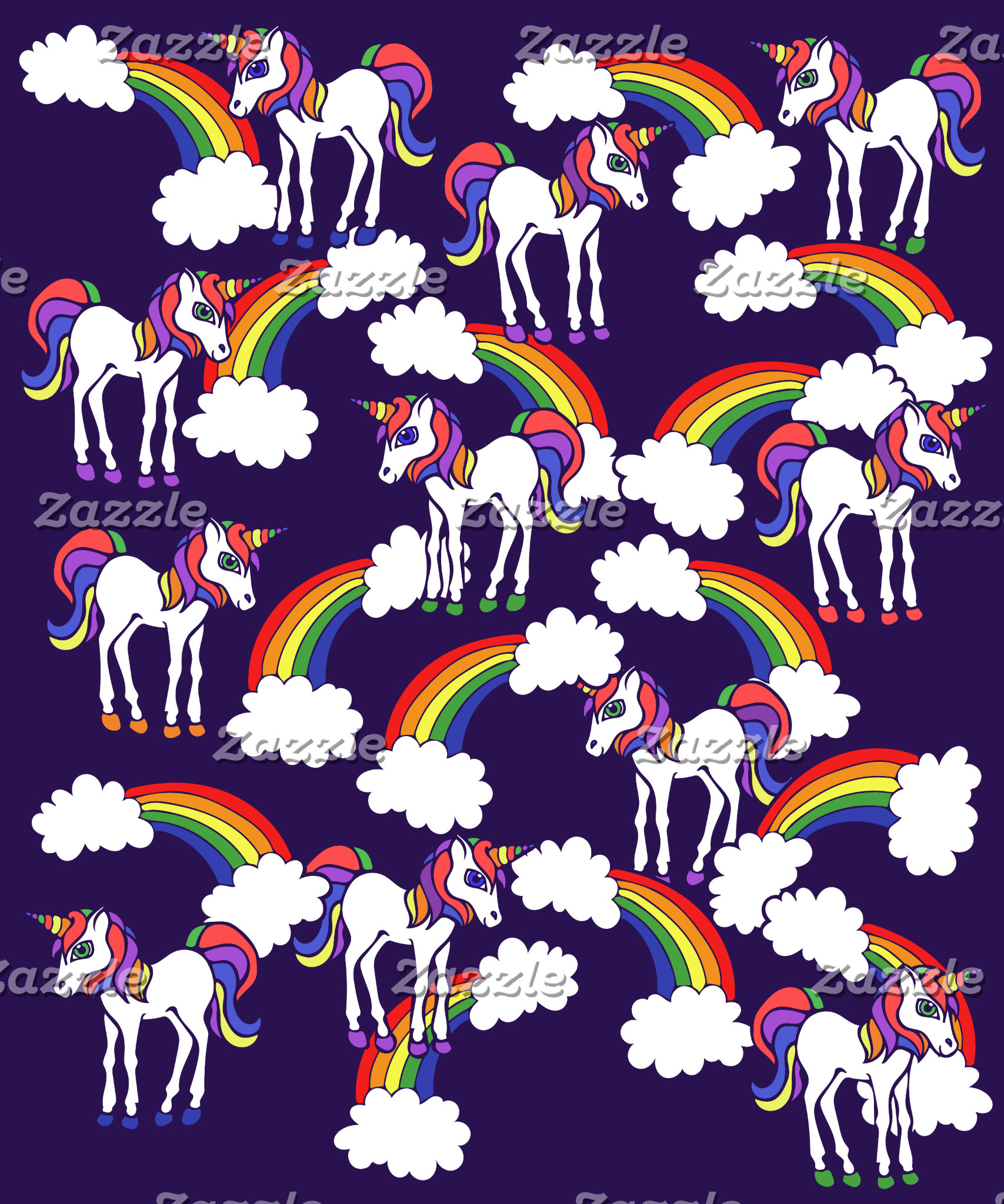 Unicorn Rainbows
