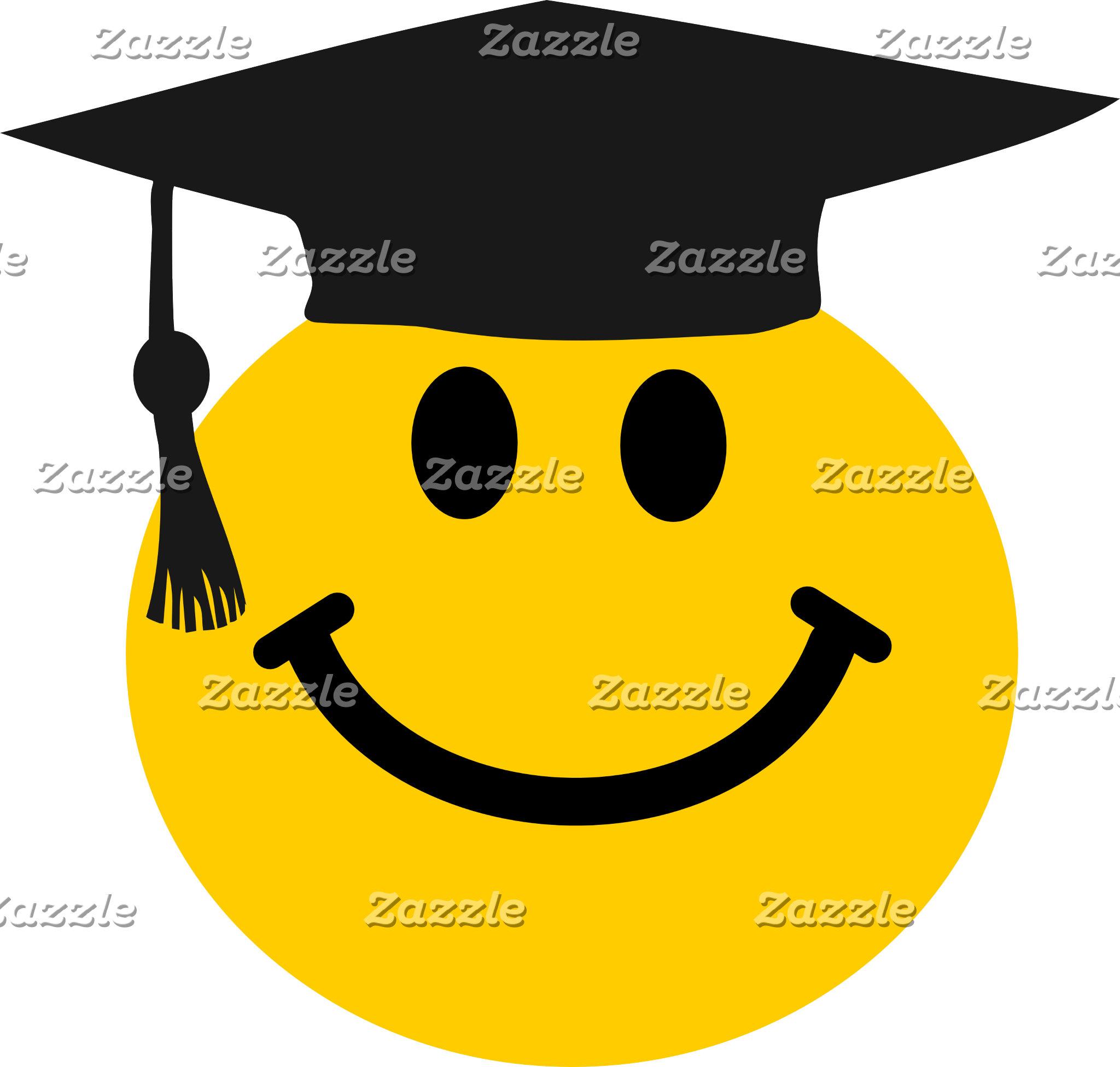 Graduate Smiley