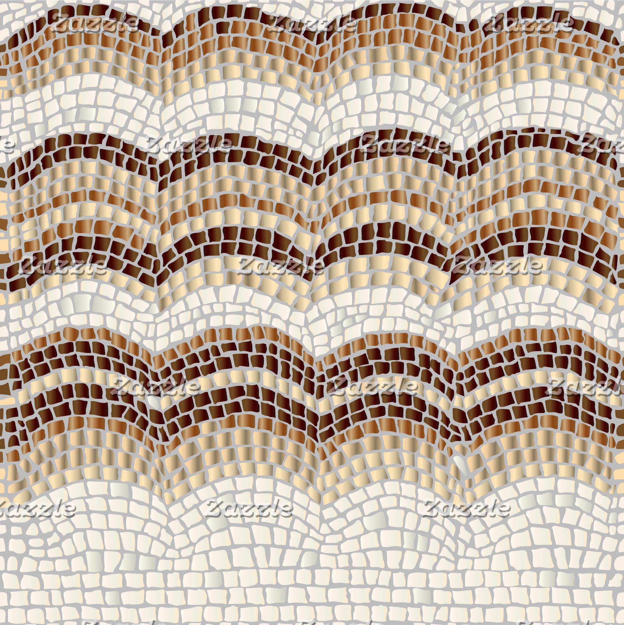 Beige Mosaic