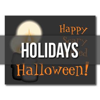 Holidays, Events