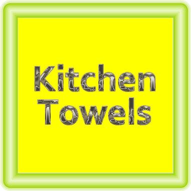 Trinidad and Tobago Kitchen Towels