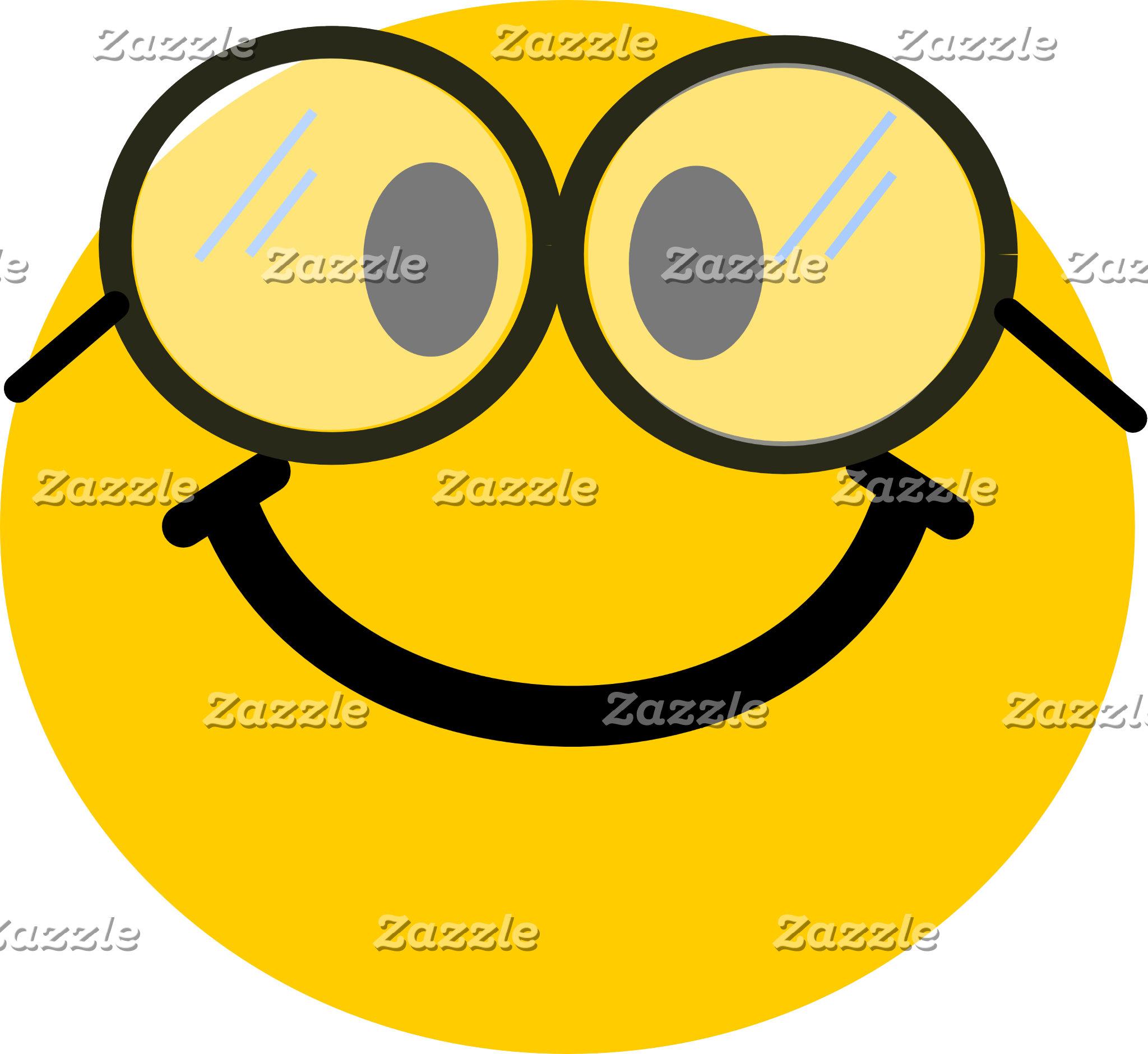 Nerdy Smiley