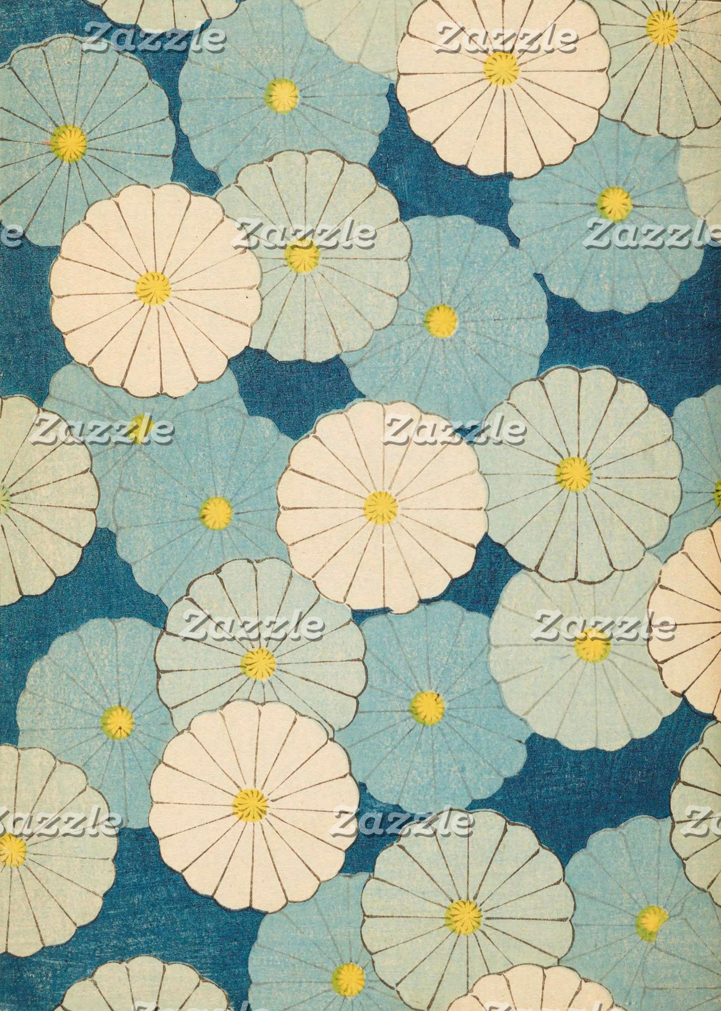 Flower Patterns ➤