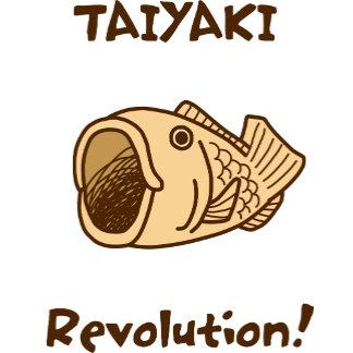 【たい焼き革命(カラー)】 TAIYAKI Revolution