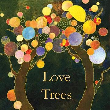 ♥ Love Trees
