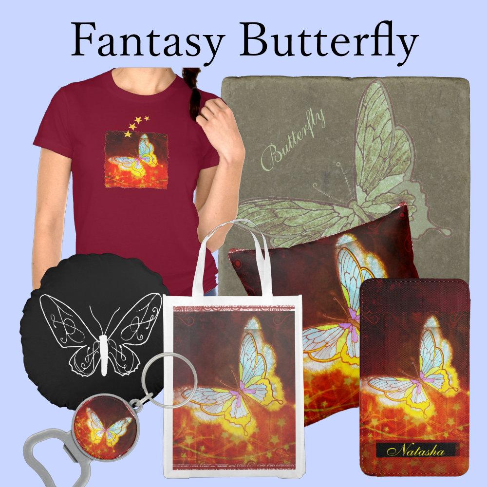 Fantasy Butterflies