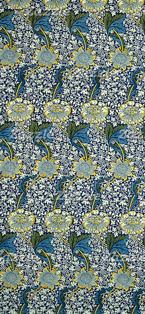 William Morris Kennet (Blue)