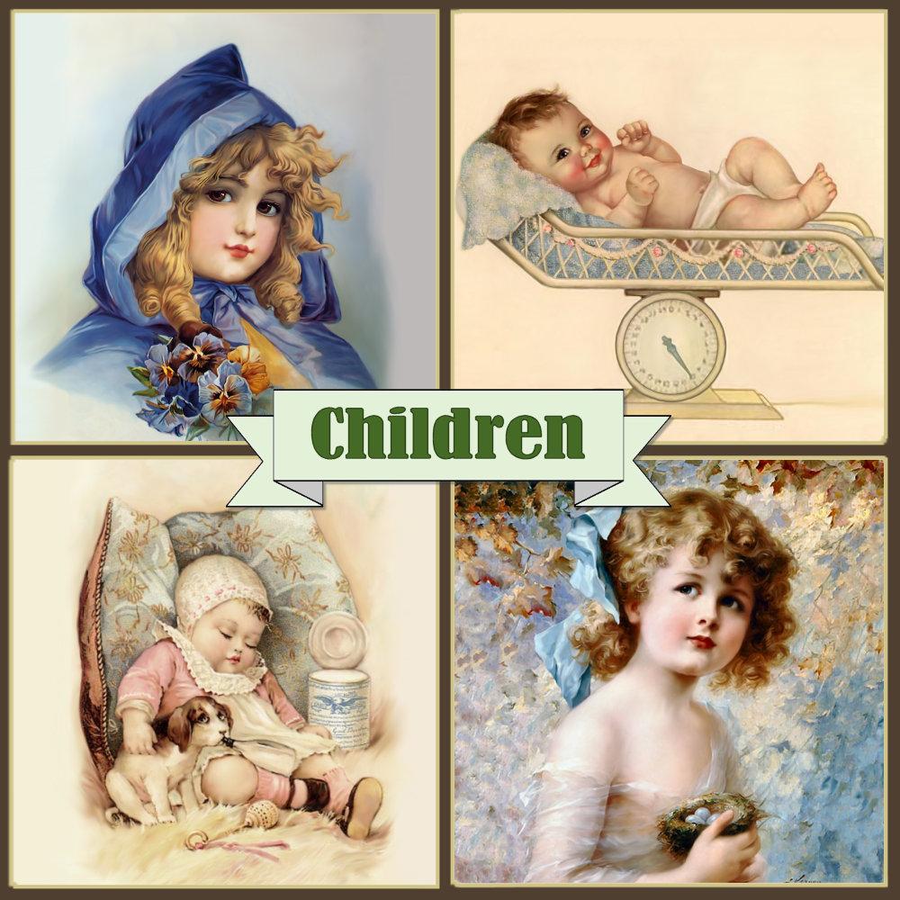 CHILDREN Artist Collections