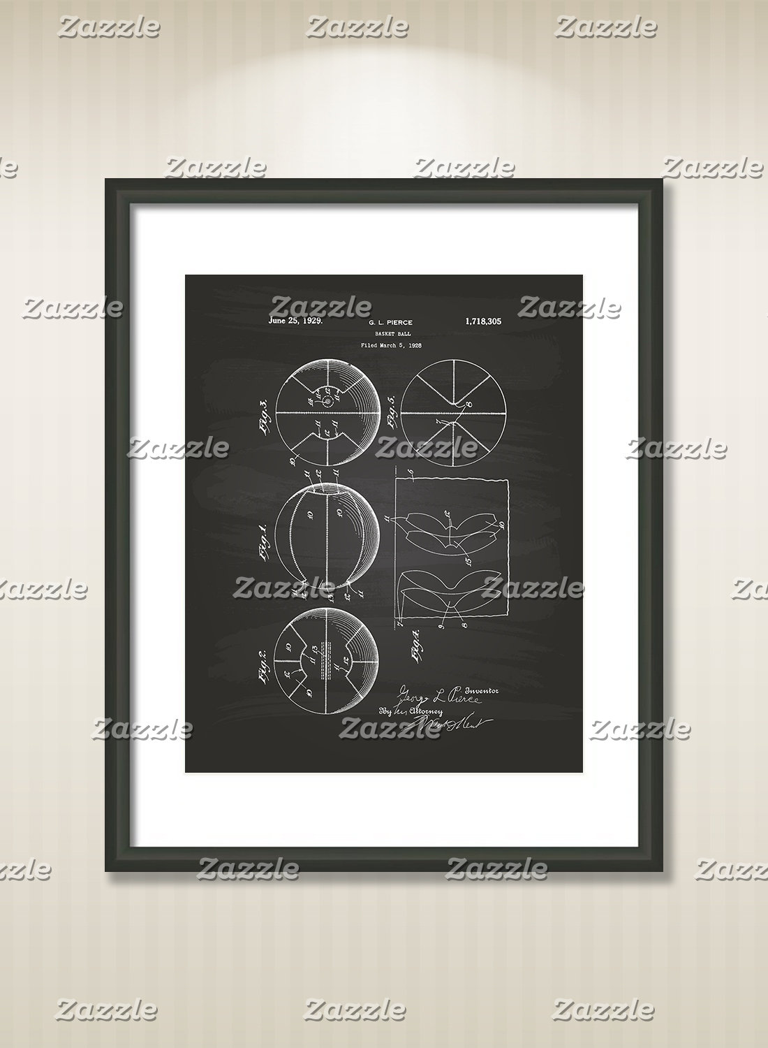 Basketball Patents