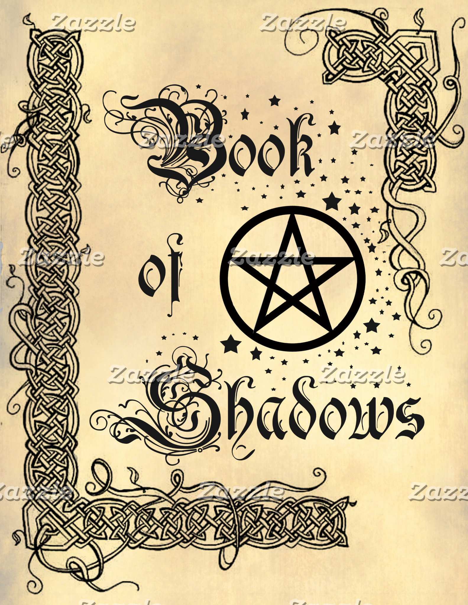 Book of Shadows Binders