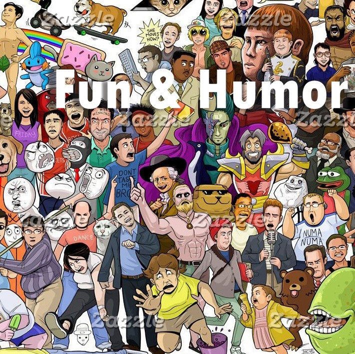*Fun, Humor, Novelty