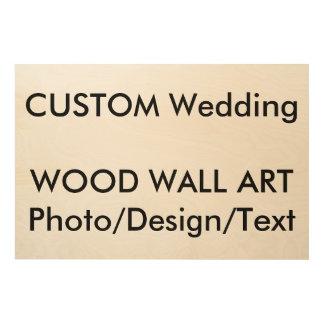 Wooden Wall Art
