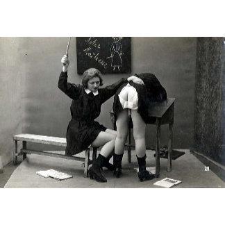 Girls Being Punished