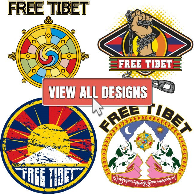 Free Tibet Designs