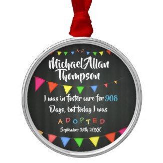 Foster & Adoption Ornaments