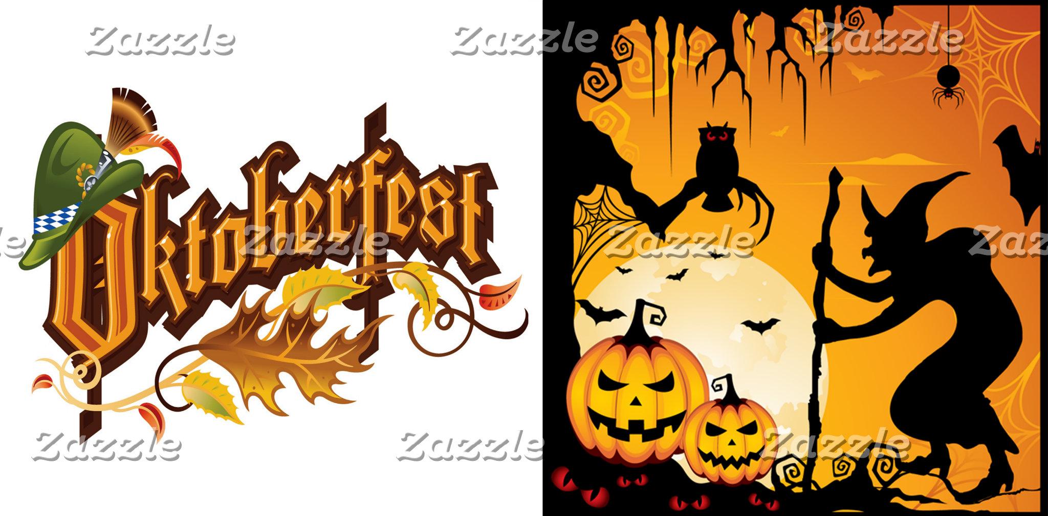 OCTOBER Holidays