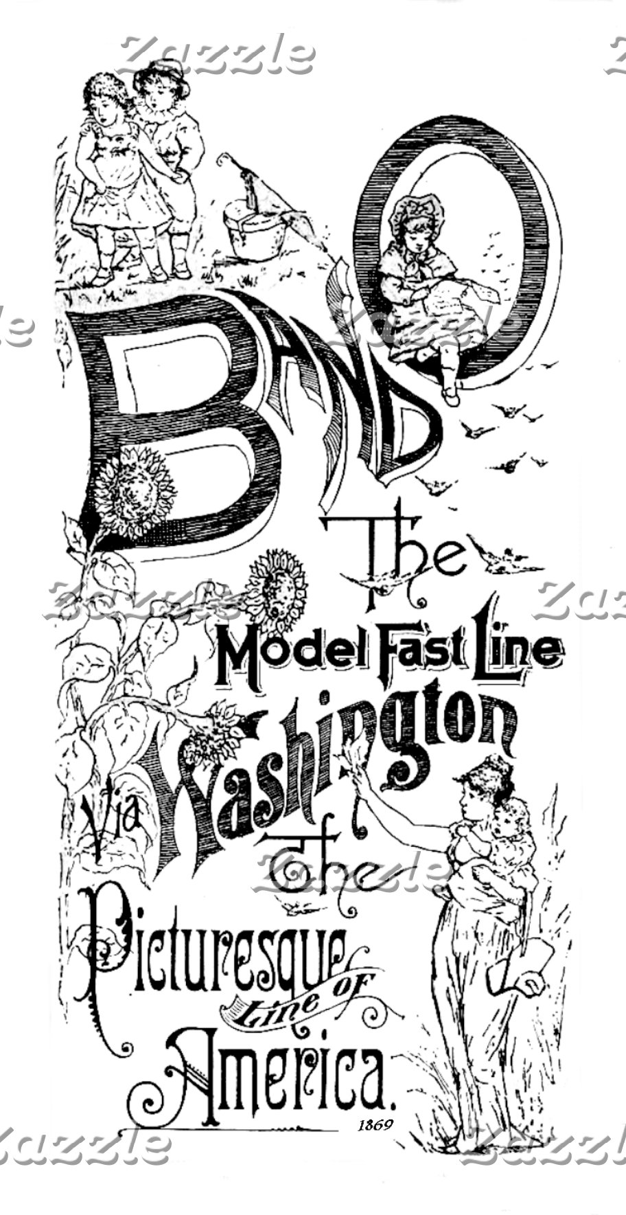 B+O Railroad and Train Gifts