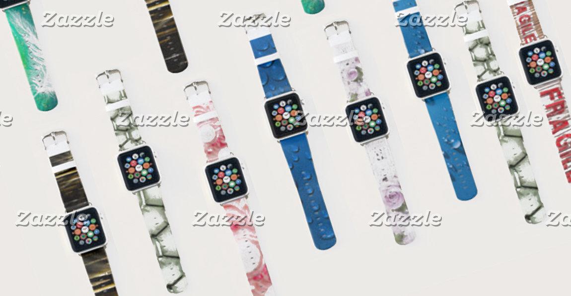 Beautiful uniqie Apple Watch Straps
