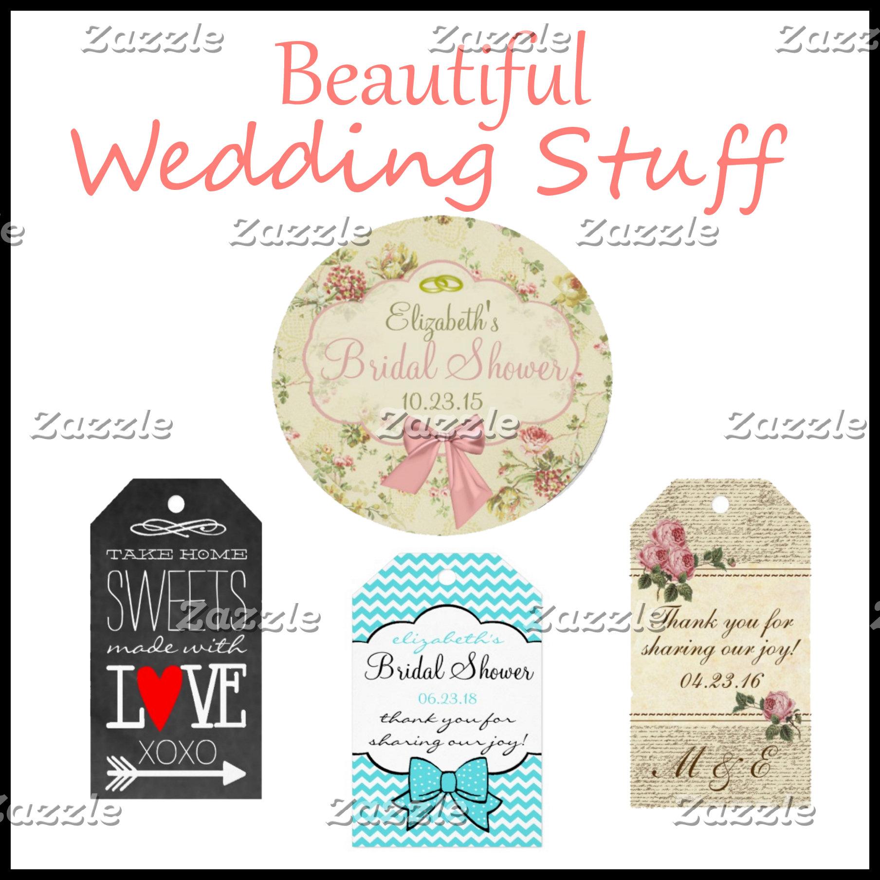 Wedding Stuff Here!