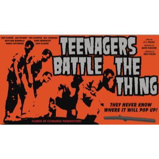 Teenagers Battle The Thing