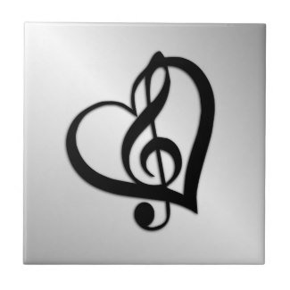 G Clef Heart