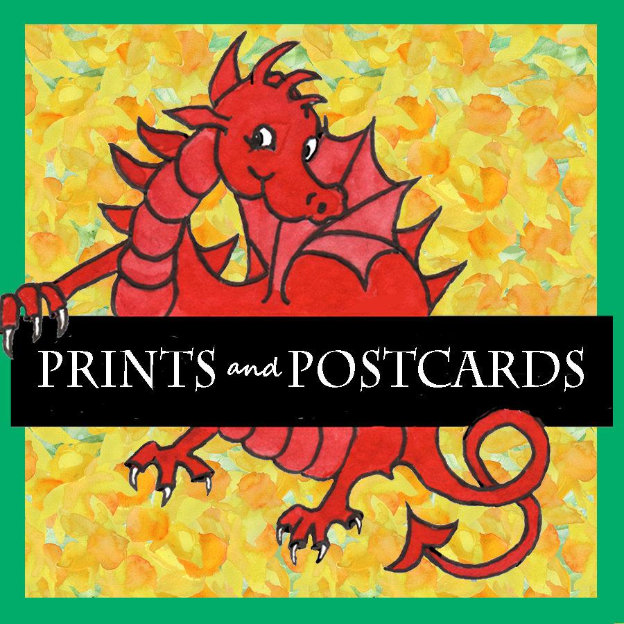 Prints, Postcards