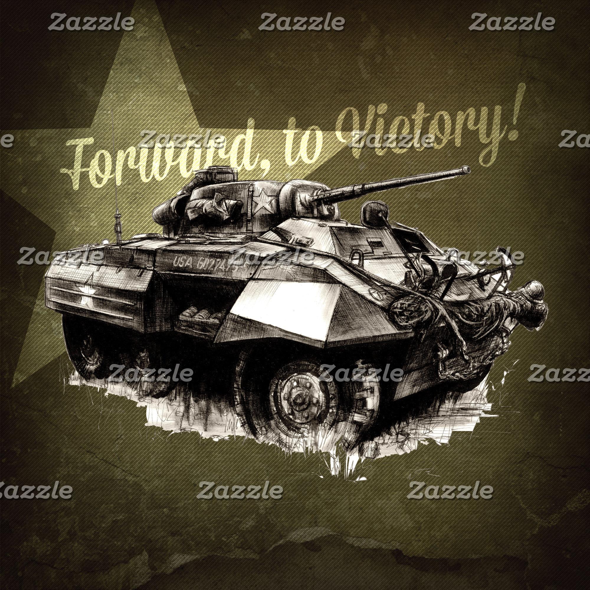 M8 Greyhound, WW2 Armoured Car