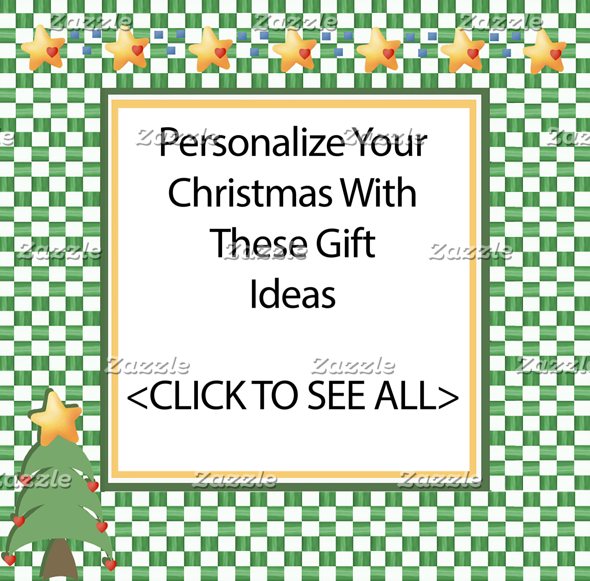 A Personalized Christmas Gifts