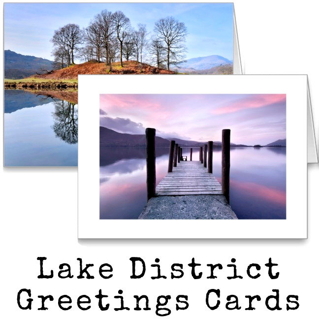 Lake District Greeting Cards